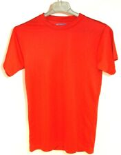 New - Vkm Youth Sports Practice Jersey Short Sleeve Red (Size: Small)
