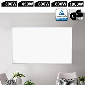 Infrarotheizung Deckenheizung Heizpaneel mit Thermostat 300W -1000W WiFi