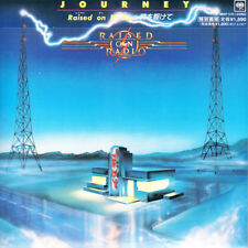 Journey Raised On Radio 2006 Japan Mini LP CD L/E With Obi Bnonus OOP Very Rare