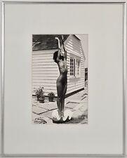 Christopher Makos (b.1948) Signed Exhibited Original Photograph Pat Cleveland