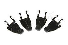Genuine VW Passat B6 Variant Wagon Sunshade Hooks Black 4 Pcs 3C9861337 1QB