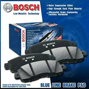 4x Bosch Front Disc Brake Pads for Volkswagen Touareg 7L 7P 2.5 3.0 3.6 4.9 SUV