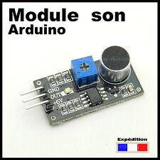 5128#  Module son pour projet Arduino - détection son