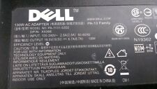 130W GENUINE DELL Precision M90 M6300 X7329 PA-1131-02D2 X9366 AC Adapter Power