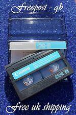 SUPERB CANON CC-8 Video 8 - 8mm - Hi8 & Digital 8 Head Cleaning Tape / Cassette