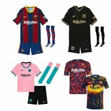 20/21 Kids Adults Soccer Strip Junior Custom Football Jersey Club Team Sports