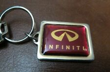 Infinity Clawson Fresno Gold toned Metal Keychain Fathers Day Gift