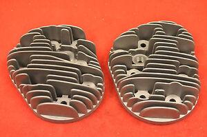 NEW 1937-73 Harley 45 Flathead Aluminum Engine Cylinder Heads WLA WL WLD G WR