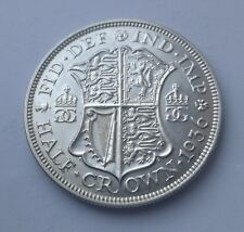 1936 Half Crown George V High Grade