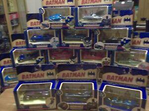 Corgi DC Comics Batman Batmobile - Various Models - Brand NEW - 1/43 Scale