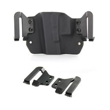 Kydex Holster Speed Clips, Quick Clips, Belt Clips - Hardware Not Included