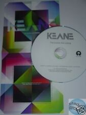 KEANE THE LOVERS ARE LOSING ACETATE PROMO CD