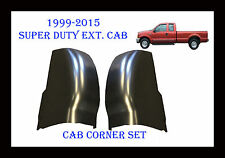 1999-2015 Ford Superduty Extended Cab NEW PAIR OF CAB CORNERS!!