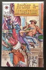 Archer & Armstrong #4 NM- 1st Print Valiant Comics