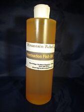 Menhaden Fish Oil (1 Pint)