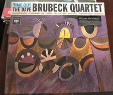 DAVE BRUBECK QUARTET TIME OUT 180 GRAM MUSIC ON VINYL LP AUDIOPHILE