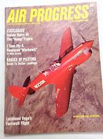 Air Progress Aviation Magazine World War Two Warhawk November 1968 122016R