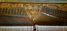 Klavier Seiler Kneipenklavier antik alt Vintage Eiche