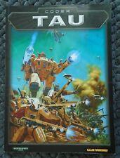 WARHAMMER 40K CHAOS TAU CODEX 2001
