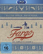 Fargo 1 Staffel - Billy Bob Thornton - Martin Freeman - 3 Blu Ray Box
