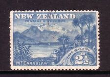 Pictorial Cancellation Used New Zealand Stamps