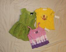 Toddler Girls Size 24 Months 2T Clothing Lot Dress T-Shirt Wonder Kids Guess