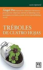 NEW Tréboles de cuatro hojas (Spanish Edition) by Angel Pes