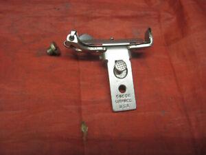 Singer 128 Vibrating Shuttle Sewing Machine Bobbin Carrier Vintage 54506