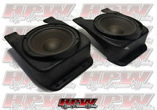 Pair of rear VX VY WH Premium sub woofers for parcel shelf Calais HSV