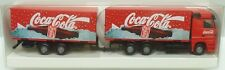 Wiking n. 599a/1 MB ACTROS cambio KOFFERZUG 'COCA-COLA' (somo/rinfusa) - OVP