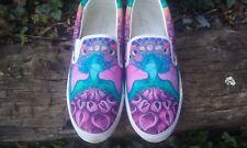 Womens 10 / Mens 9 Lotus Moon Goddess Slip On Casual Walking Shoes EU 41