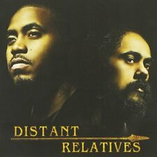 Nas and Damian Marley - Distant Relatives (Audio CD - 2010) [Explicit Lyrics]