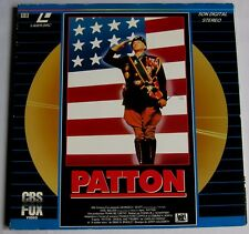 LASERDISC - PAL - PATTON - avec Georges C. Scott, Karl Malden