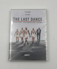 Chicago Bulls The Last Dance : 1990s DVD Complete Box Set Factory Sealed New