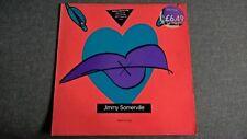 JIMMY SOMERVILLE - READ MY LIPS .     LP.