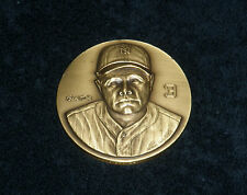 BABE RUTH NEW YORK YANKEES ARMAND LAMONTAGNE BRONZE LEGENDS ROUND LOW NUMBER