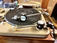 ULTRA RARE VINTAGE NOS THORENS BTD 12 S TONEARM FOR TD 224 RECORD CHANGER