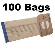 100 Bags for Electrolux Upright Vacuum Cleaner STYLE U bag