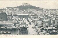 NAPOLI – Piazza Municipio – Naples – Italy – udb (pre 1908)