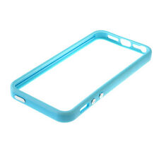 Apple iPhone 5 5g 5s Bumper Stylish  Frame Hard Case Cover With Metal Buttons