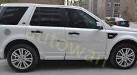 Side Body Door Molding Cover Trim for 08-15 Land Rover Freelander 2 Chrome asb