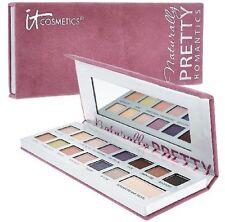 It Cosmetics Naturally Pretty Matte Vol2 Romantics Luxe Eyeshadow Palette BNIB