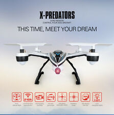 Genuine JXD 510V 2.4G Drone 2MP Quadcopter Plane Helicopter SD Card IR RC Play