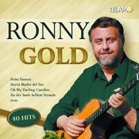 RONNY - GOLD 2 CD NEU