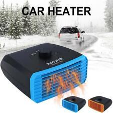 Car Heating Defogger Air Blower Defroster Windshield Electric Heater Demister
