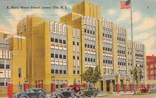 A Harry Moore School Jersey City New Jersey 1 linen Greenville Merchandise