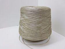 Wolle Stricken &häkeln | Kone PA band  grau  metallic  1,6kg  strickwolle pa03