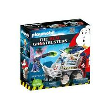 PLAYMOBIL 9386 Ghostbusters - Spengler et voiturette
