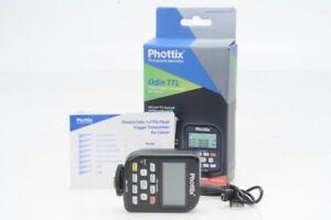 Phottix Odin TTL Flash Trigger Transmitter for Canon
