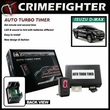 New CRIMEFIGHTER ISUZU DMAX Full Automatic Turbo Timer